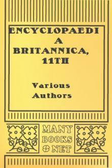 Encyclopaedia Britannica, 11th Edition, Volume 6, Slice 2