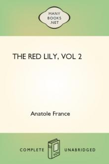 The Red Lily, vol 2 by Anatole France