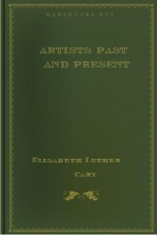 Artists Past and Present by Elisabeth Luther Cary