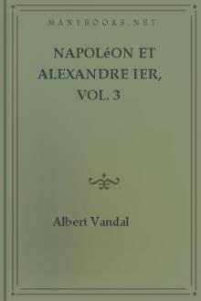 Napoléon et Alexandre Ier, Vol. 3