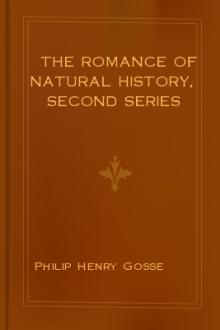 The Romance of Natural History, Second Series by Philip Henry Gosse