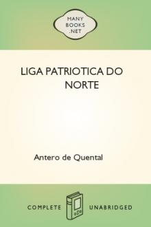 Liga Patriotica do Norte by Antero de Quental