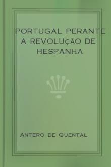 Portugal perante a revolução de Hespanha