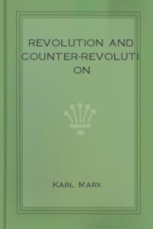 Revolution and Counter-Revolution by Karl Marx, Frederick Engels