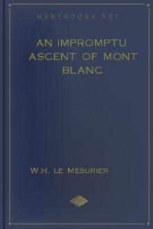 An Impromptu Ascent of Mont Blanc