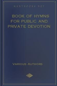 Book of Hymns for Public and Private Devotion by Unknown