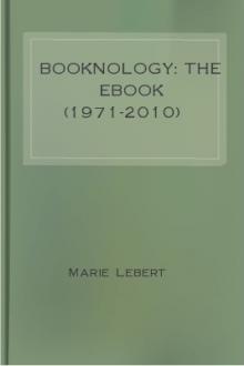 Booknology: The eBook (1971-2010)