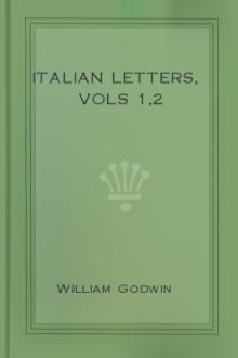 Italian Letters, vols 1,2 by William Godwin