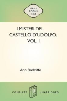 I misteri del castello d'Udolfo, vol. 1