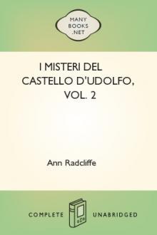 I misteri del castello d'Udolfo, vol. 2