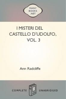 I misteri del castello d'Udolfo, vol. 3