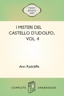I misteri del castello d'Udolfo, vol. 4