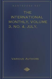 The International Monthly, Volume 3, No. 4, July, 1851