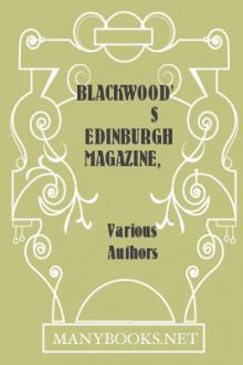 Blackwood's Edinburgh Magazine, Volume 58, No. 362, December 1845
