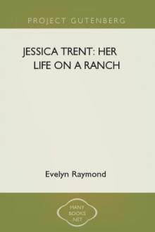 Jessica Trent: Her Life on a Ranch