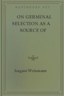 On Germinal Selection as a Source of Definite Variation