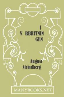 I Vårbrytningen by August Strindberg