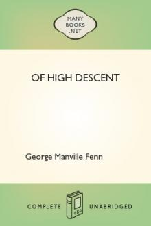 Of High Descent by George Manville Fenn