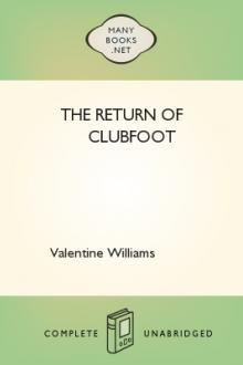 The Return of Clubfoot by Valentine Williams