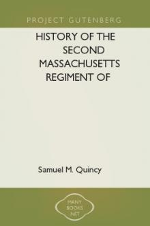 History of the Second Massachusetts Regiment of Infantry: A prisoner's diary