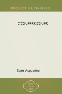 Confessiones by Saint Augustine