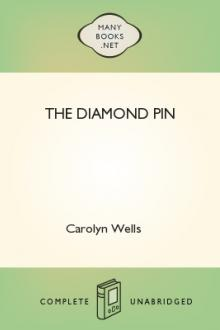 The Diamond Pin by Carolyn Wells