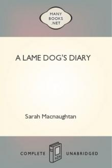 A Lame Dog's Diary by Sarah Macnaughtan