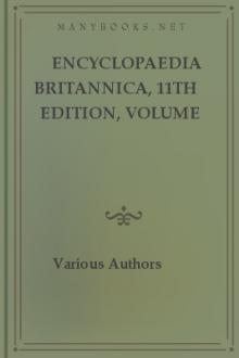 Encyclopaedia Britannica, 11th Edition, Volume 9, Slice 7