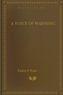 A Voice of Warning by Parley P. Pratt