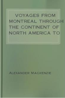 Voyages from Montreal Through the Continent of North America to the Frozen and Pacific Oceans in 1789 and 1793, Vol II