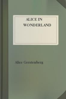 Alice in Wonderland by Alice Gerstenberg, Lewis Carroll