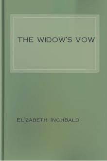 The Widow's Vow by Mrs. Inchbald, Joseph Patrat