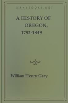 A history of Oregon, 1792-1849