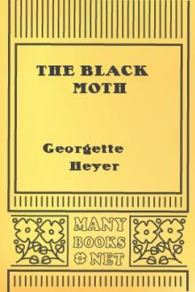 The Black Moth by Georgette Heyer