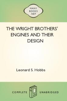 The Wright Brothers' Engines and Their Design by Leonard S. Hobbs