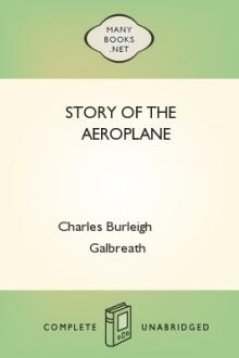 Story of the Aeroplane by Charles Burleigh Galbreath