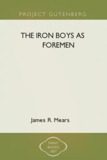 The Iron Boys as Foremen