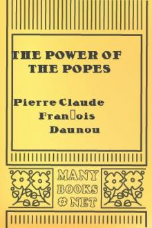 The Power Of The Popes