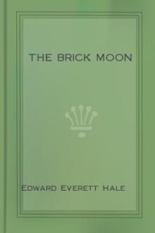 The Brick Moon by Edward Everett Hale