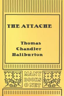 The Attaché by Thomas Chandler Haliburton