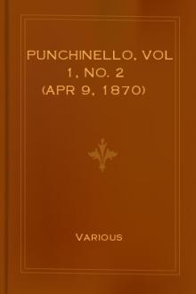 Punchinello, vol 1, no. 2 (Apr 9, 1870) by Various Authors