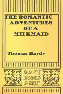 The Romantic Adventures of a Milkmaid by Thomas Hardy