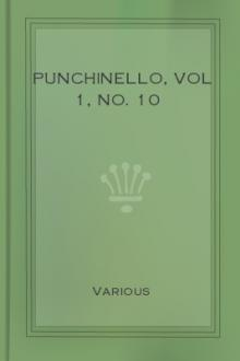 Punchinello, vol 1, no. 10 by Various Authors