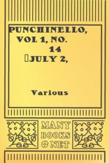 Punchinello, vol 1, no. 14 (July 2, 1870) by Various Authors