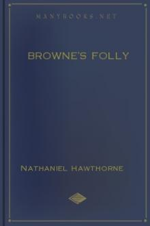 Browne's Folly by Nathaniel Hawthorne