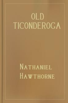 Old Ticonderoga by Nathaniel Hawthorne