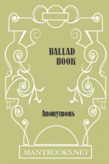 Ballad Book by Unknown