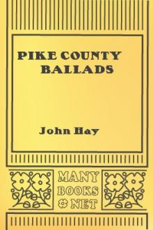 Pike County Ballads by John Hay