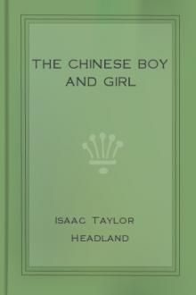 The Chinese Boy and Girl by Isaac Taylor Headland