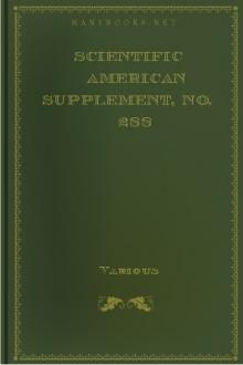 Scientific American Supplement, No. 288 (July 9, 1881) by Various Authors